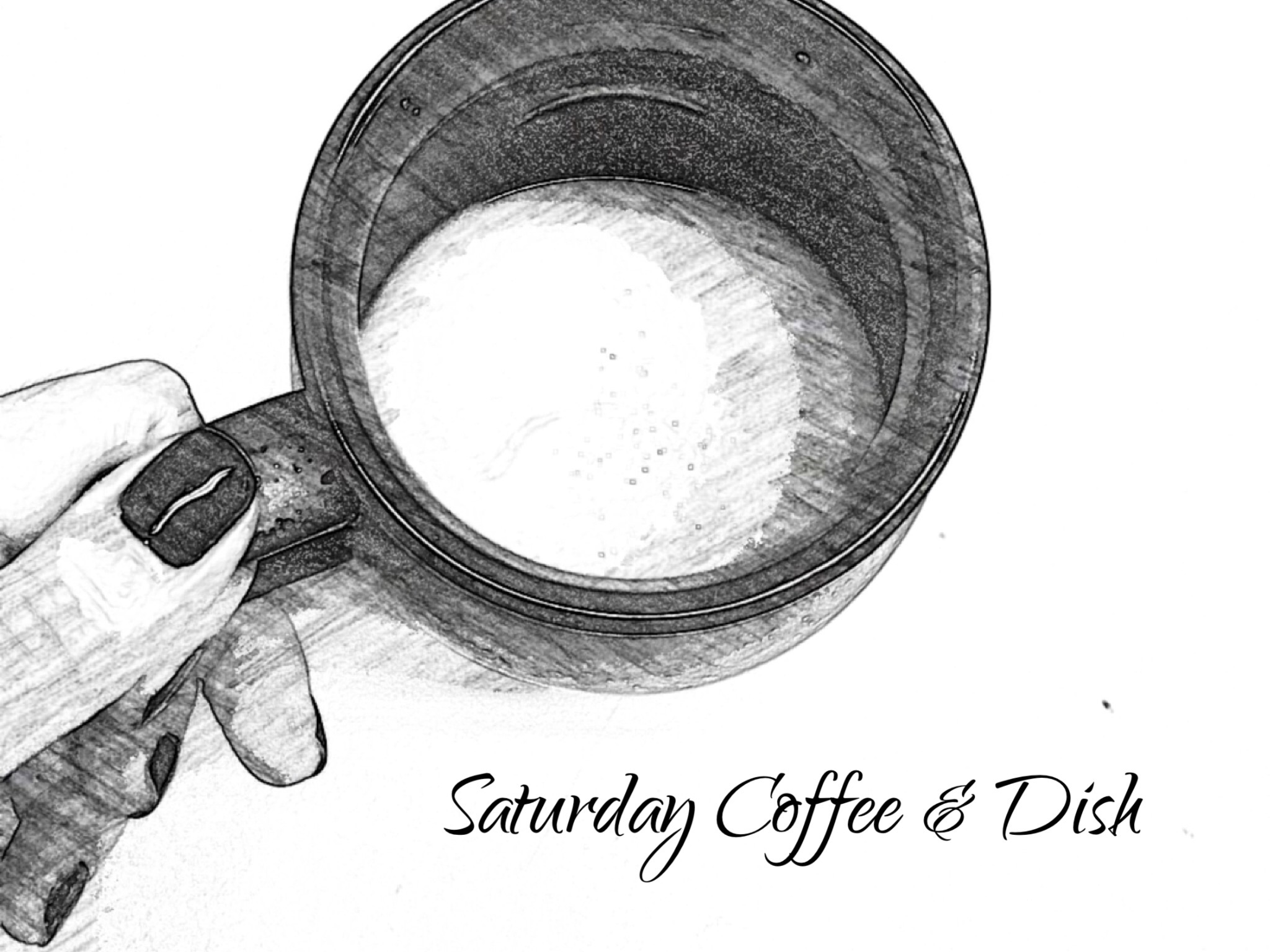 Saturday Coffee & Dish – July 2016