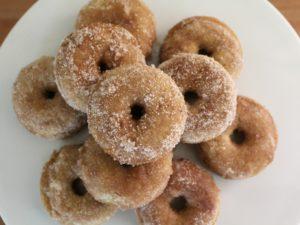 Baked Cinnamon Sugar Donuts 05
