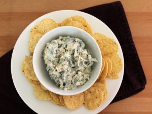 Spinach Dip | Sam's Dish