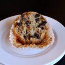 Whole Wheat Mini Chocolate Chip Muffins