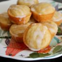 Grapefruit Mini Muffins