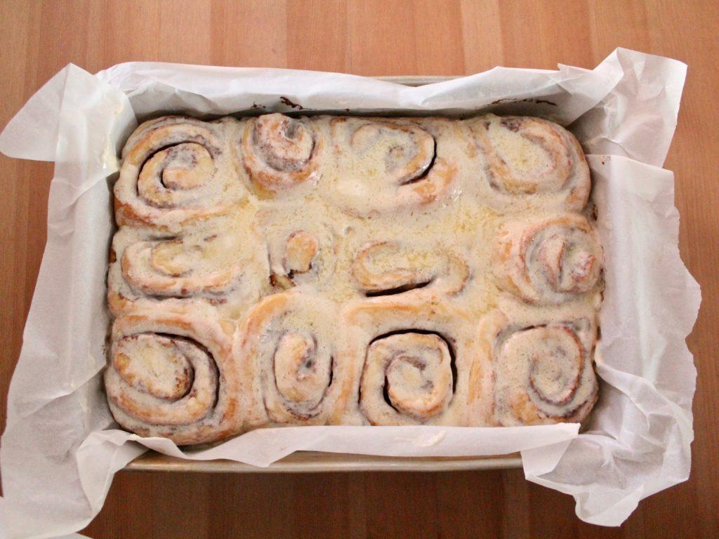 Cinnamon Rolls | Sam's Dish