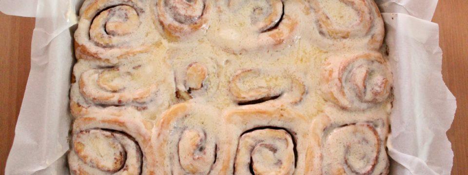 Perfect Cinnamon Rolls