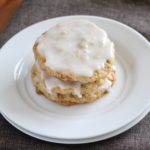 Old Fashioned Iced Oatmeal Cookies | Sam's Dish