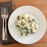 Skillet Chicken and Spinach Gnocchi | Sam's Dish