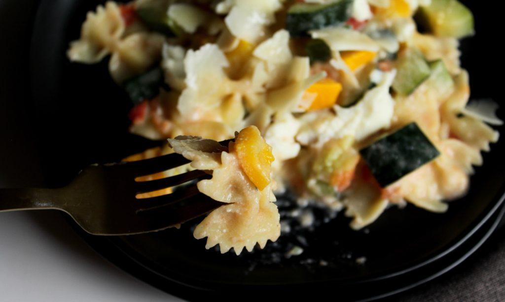 Summer Skillet Lasagna | Sam's Dish